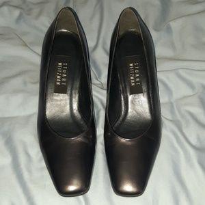 Classy gray heels